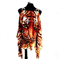 Tiger Chain Top