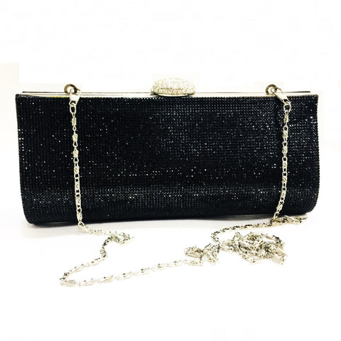 Chicastic Glitter Clutch Bag