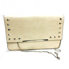 Valentino Rock Stud Clutch Bag