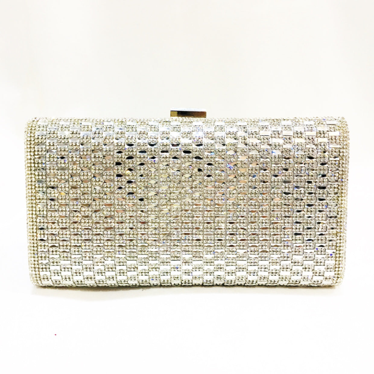Classic Sparkle Clutch Bag