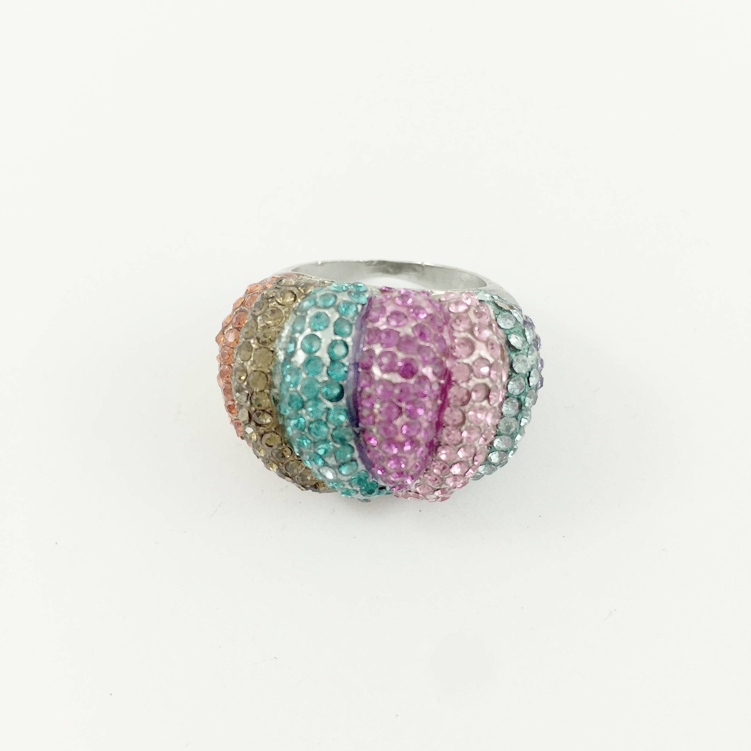 Multi Cocktail Ring