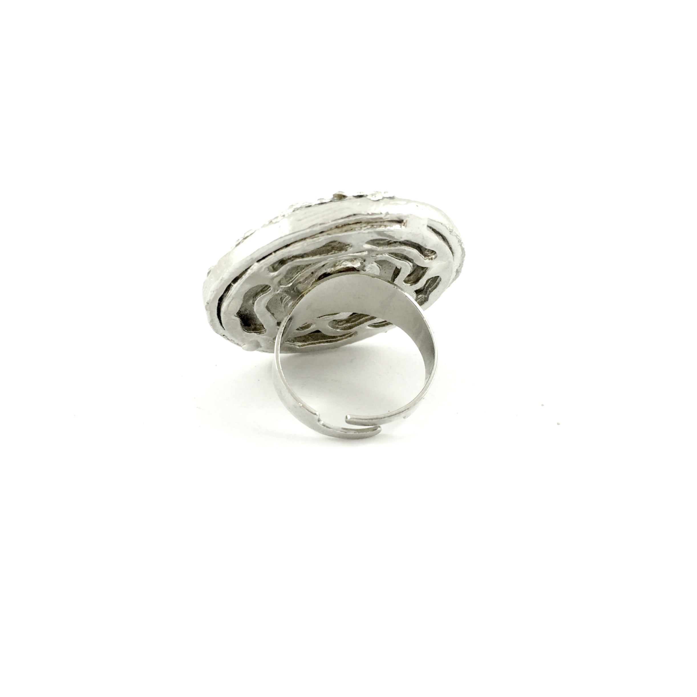 Round Delirum Ring