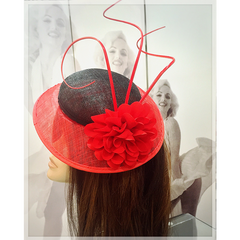 Georgie Hat Style Fascinator