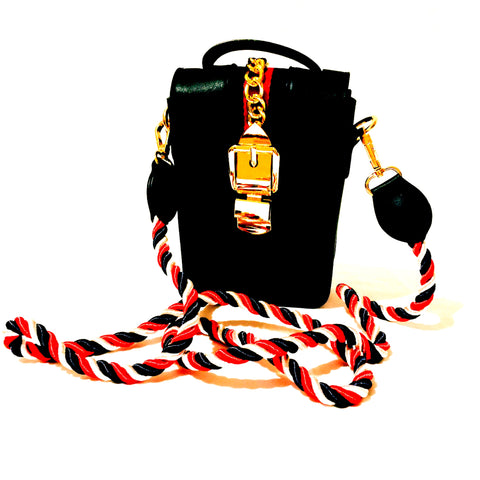 Handbag - Cross Shoulder Gucci Inspired Bag
