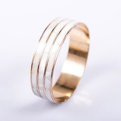 Mother-of-Pearl Bangle
