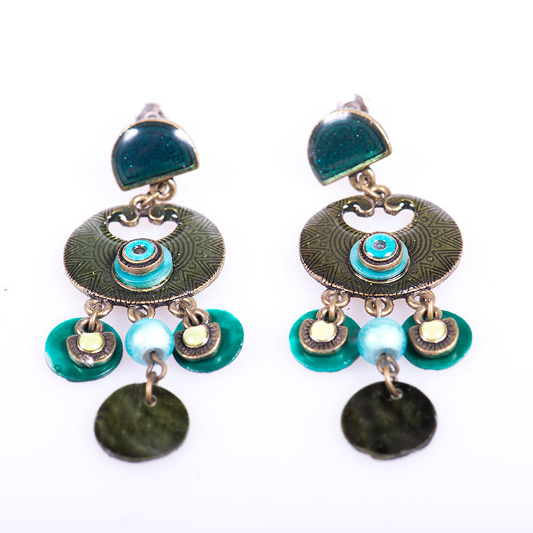 Moroccan Style Earrings