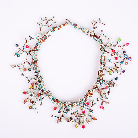Multi Extravagant Necklace