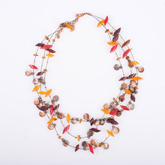The Triple Layered Necklace