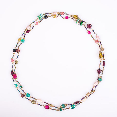 Art Deco Jewel Necklace