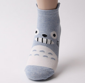 My Neighbor Totoro Socks
