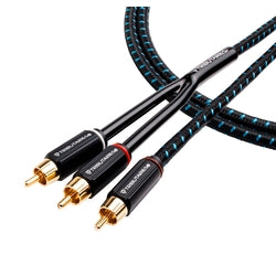 Tributaries Subwoofer Cables - 4SY