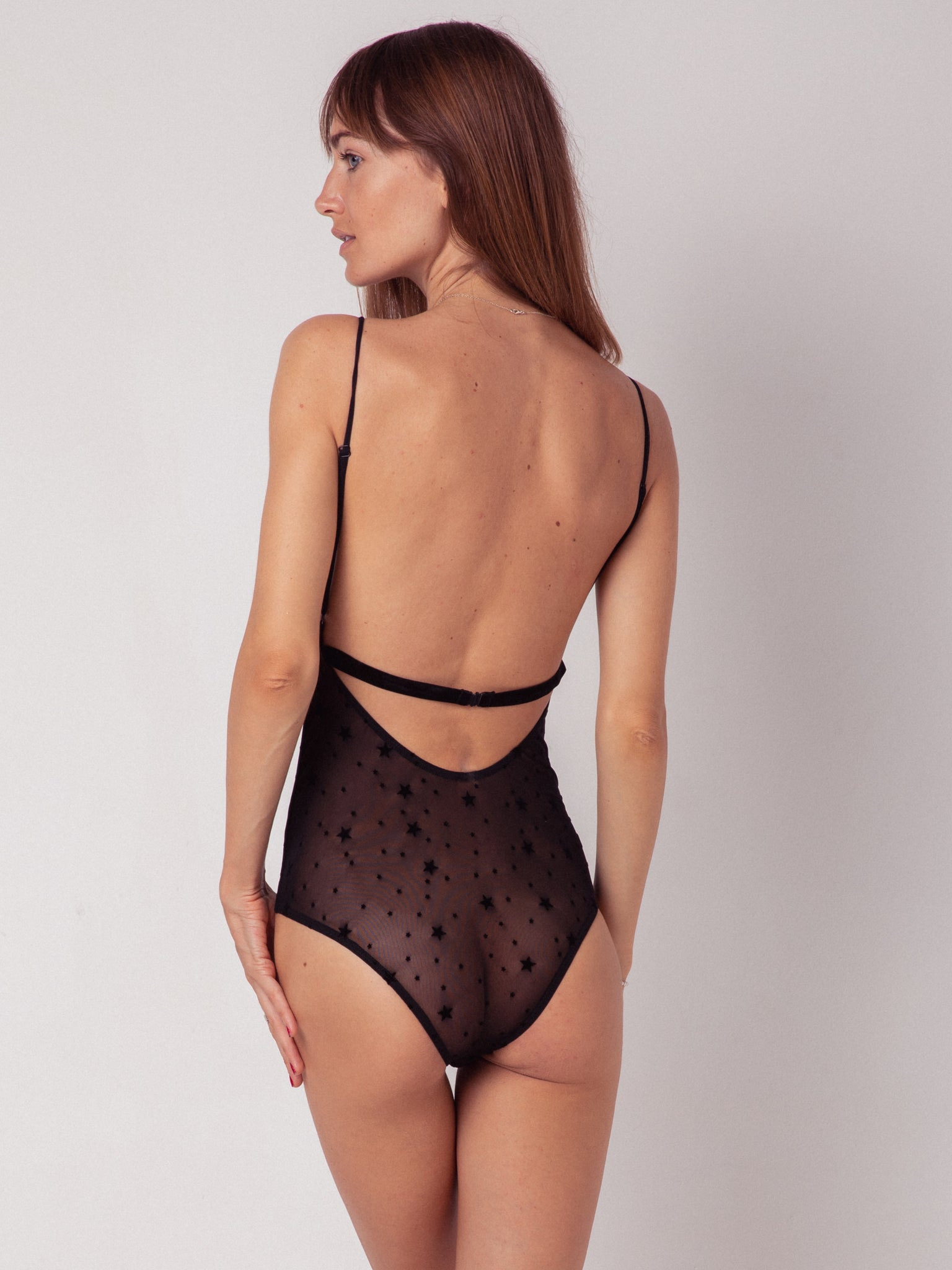 black body. underwear. fashion. one piece. souhela ferrah. lingerie. French