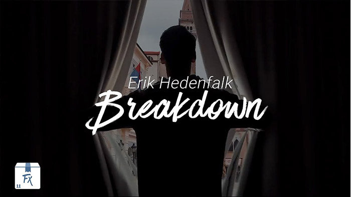 After Effects user Effects Breakdown Erik Hedenfalk Slovenia