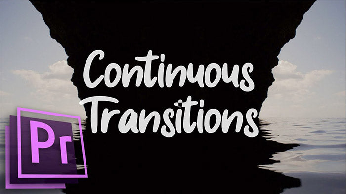 How to Film and Edit Continuous Camera Transitions Premiere Pro