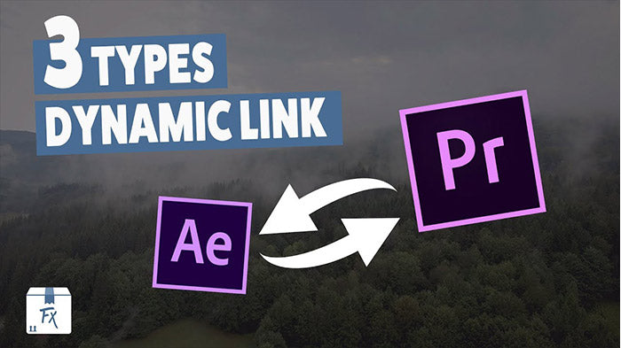 When should you use dynamic linking After Effects %26 Premiere