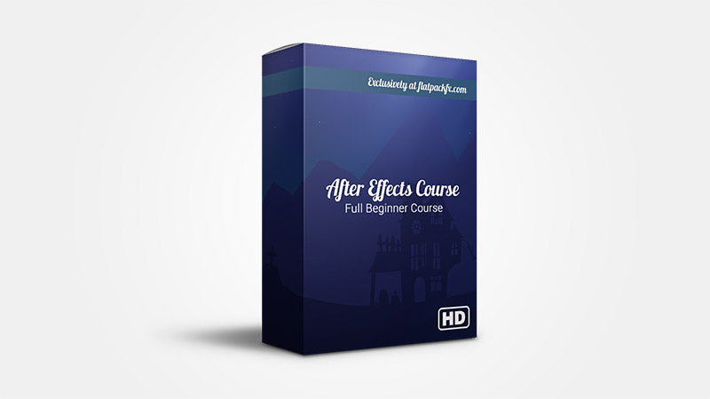 After Effects Beginner Course