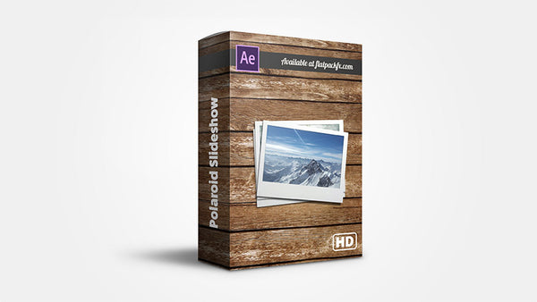 Polaroid Slideshow - After Effects