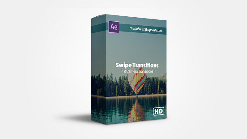 Modern Transitions - After Effects