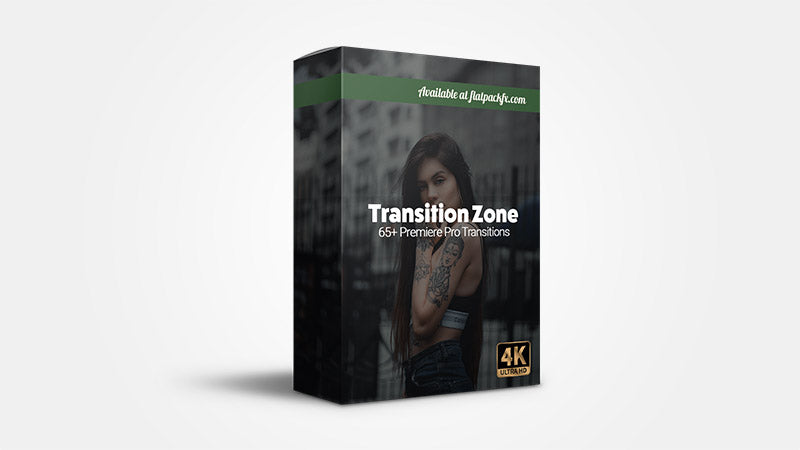 Transition Zone - Premiere Pro