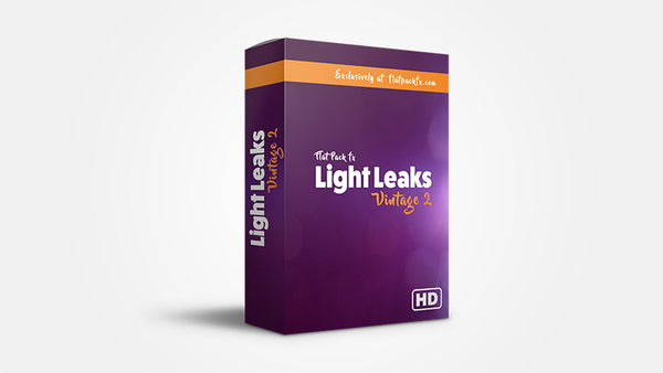 Light Leaks Vintage Pack