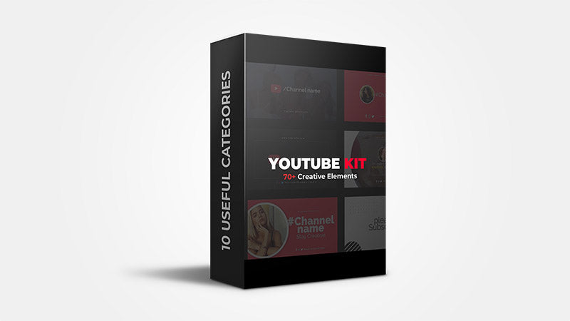 Youtube Starter kit - After Effects