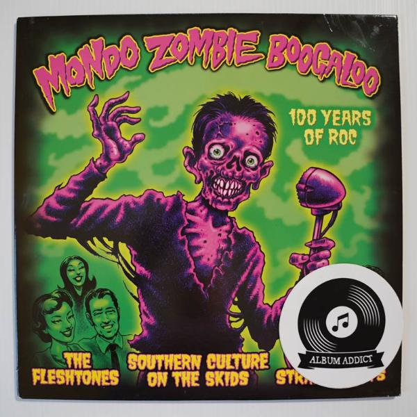 "The Fleshtones/Southern Culture On The Skids/Los Straightjackets: ""Mondo Zombie Boogaloo"""