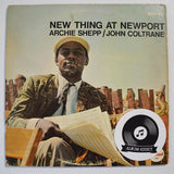 "John Coltrane/Archie Shepp: ""New Thing At Newport"""