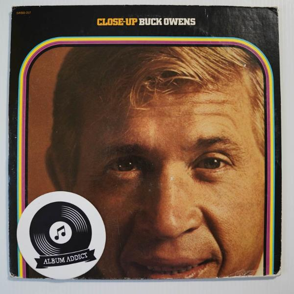"Buck Owens: ""Close Up"""