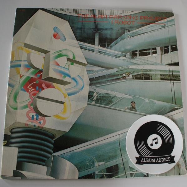 "Alan Parsons Project, The: ""I Robot"""