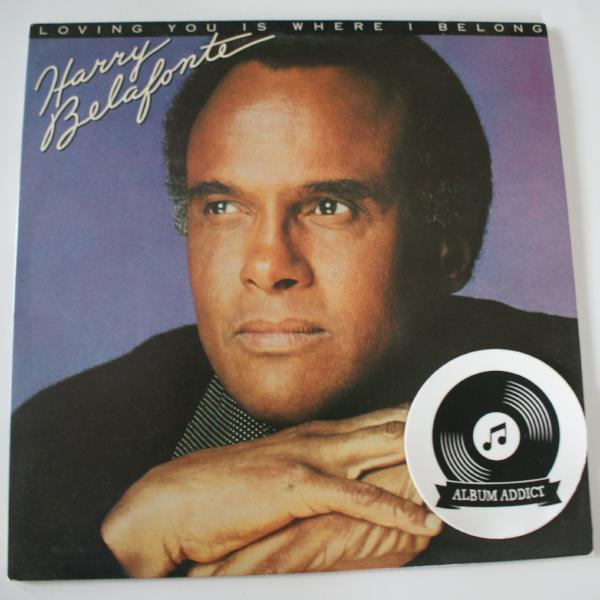 "Harry Belafonte: ""Loving You Is Where I Belong"""