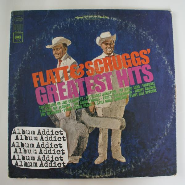 "Flatt & Scruggs: ""Greatest Hits"""