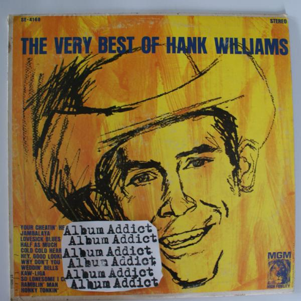 "Hank Williams: ""The Very Best Of Hank Williams"""