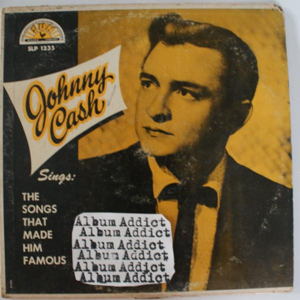 "Johnny Cash: ""The Songs That Made Him Famous"""