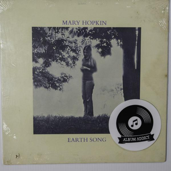 "Mary Hopkin: ""Earth Song"" Sealed Promotional"
