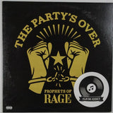 "Prophets of Rage: ""The Party's Over"" Red Vinyl"