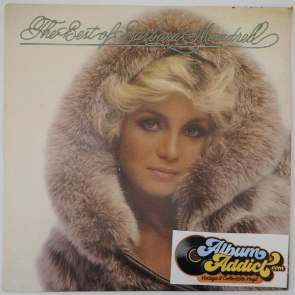 "Barbara Mandrell: ""The Best Of Barbara Mandrell"""