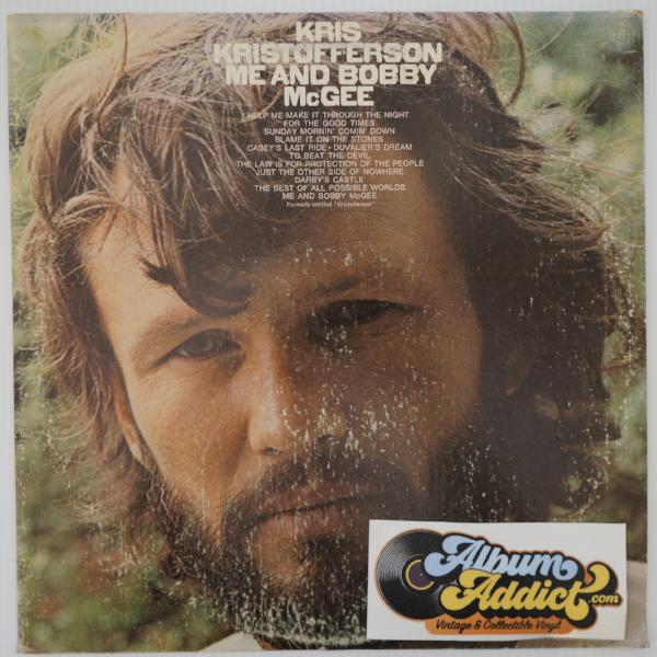 "Kris Kristofferson: ""Me and Bobby McGee"""