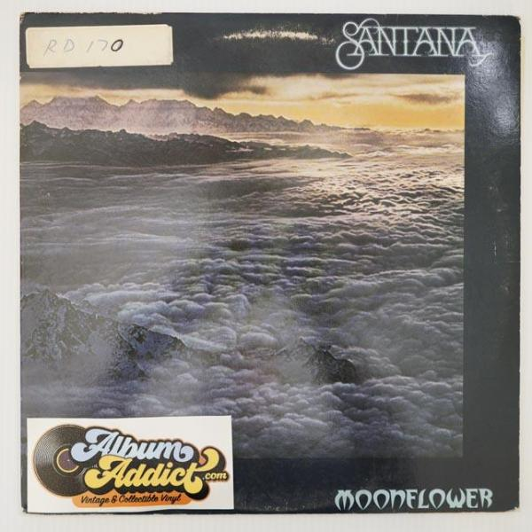 "Santana: ""Moonflower"" (Promotional Copy)"