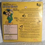 "Walt Disney With The Disneyland Concert Orchestra: ""Walt Disney's Mickey Mouse And His Friends"""