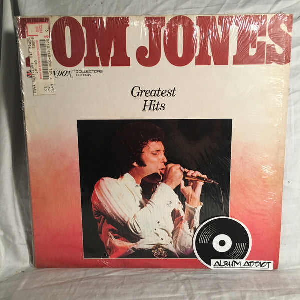 "Tom Jones: ""Greatest Hits"""