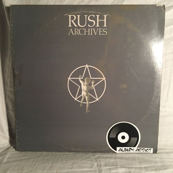 "Rush: ""Archives"""
