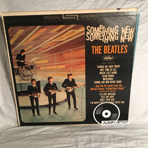 "Beatles, The: ""Something New"""