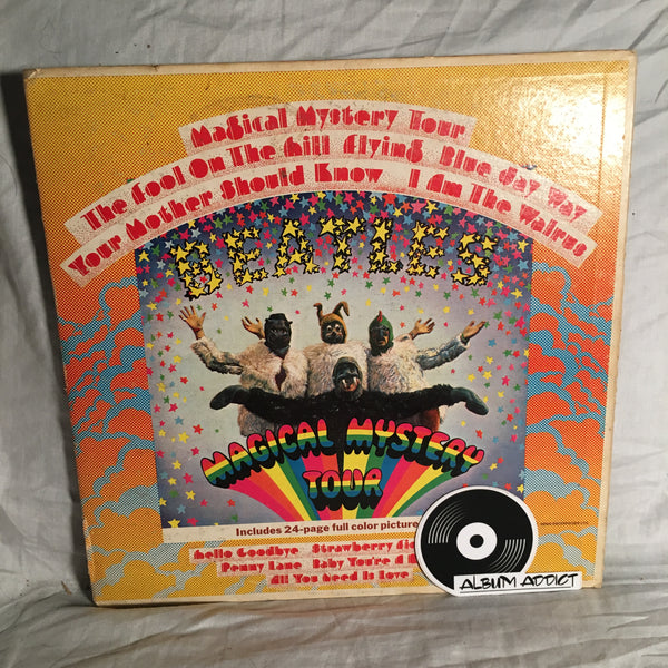 "Beatles, The: ""Magical Mystery Tour"" (2)"