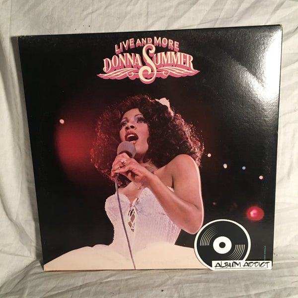 "Donna Summer: ""Live And More"""