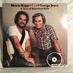 "Merle Haggard And George Jones: ""A Taste Of Yesterday's Wine"""