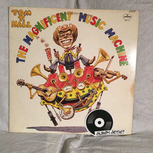 "Tom T. Hall: ""The Magnificent Music Machine"""