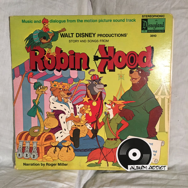 "Roger Miller: ""Story And Songs From Robin Hood"""