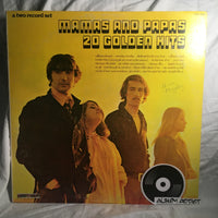 "Mamas & The Papas, The: ""20 Golden Hits"""