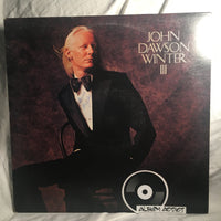 "Johnny Winter: ""John Dawson Winter III"""