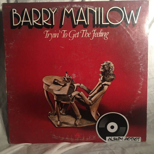 "Barry Manilow: ""Tryin' To Get The Feeling"""
